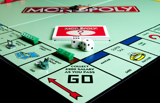 Monopoly by William Warby (CC BY 2.0).