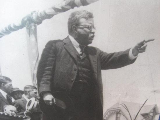 Teddy Roosevelt by JBrazlto. (CC BY 2.0)