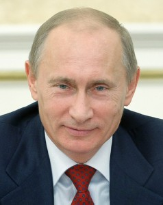 Vladimir Putin by Kremlin.ru. Licensed under CC BY 4.0.