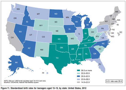 birth-rates-by-state-2012-550