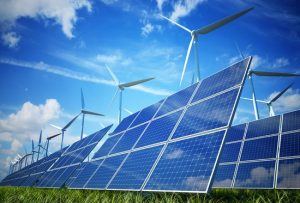 Renewable electricity (Real Infrastructure Capital Partners).