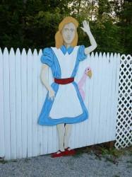 Alice or Dorothy?