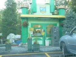 The Green Castle Clubhouse of Doom